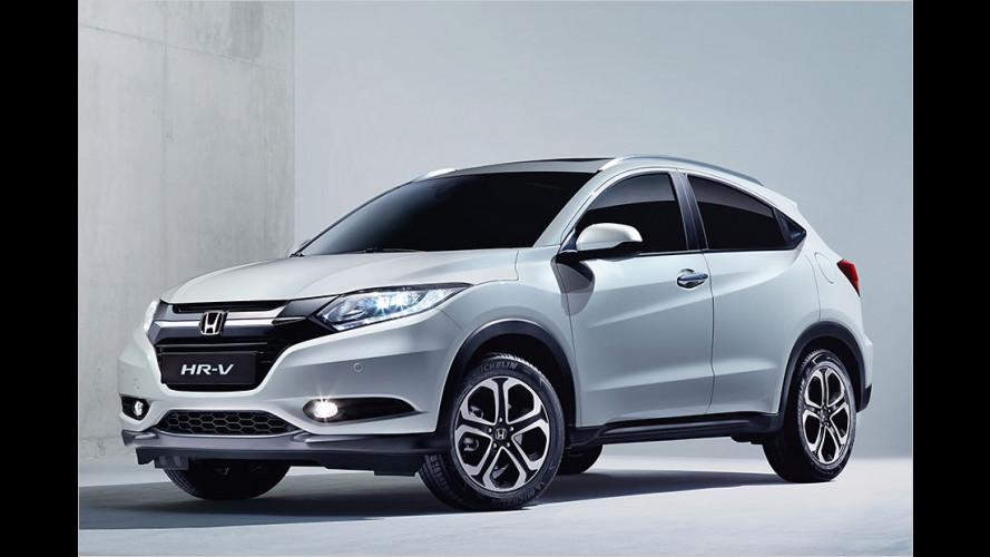 Honda HR-V debütiert auf Genfer Salon 2015