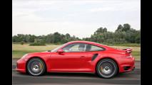 911 Turbo: Erste Mitfahrt
