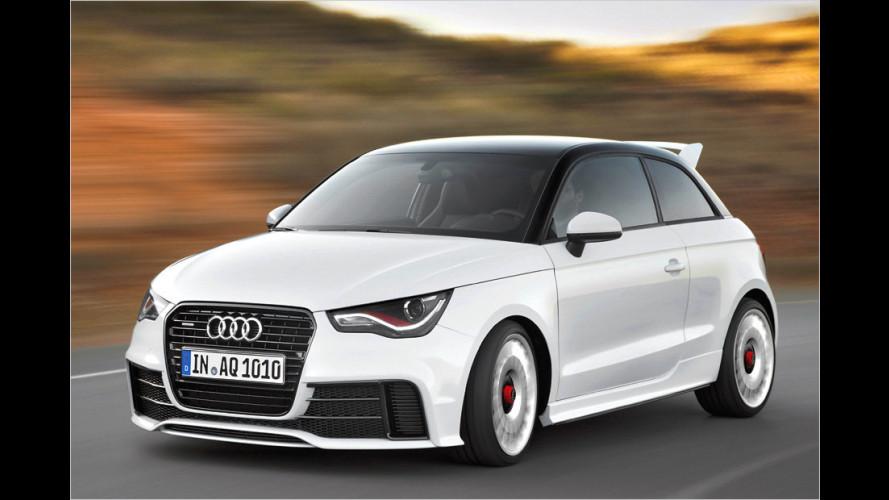Audi bringt neuen Super-A1