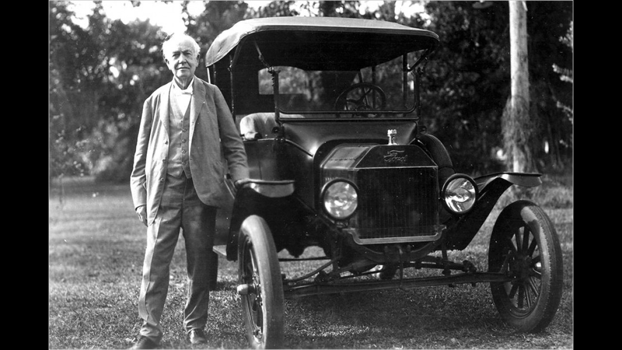 Ford Model T (1908-1927)