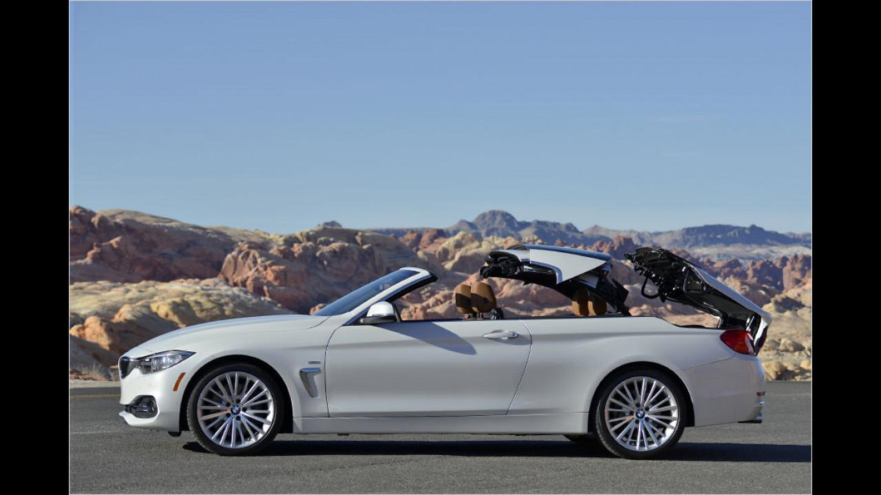 BMW 4er (20 Sekunden, bis 18 km/h)