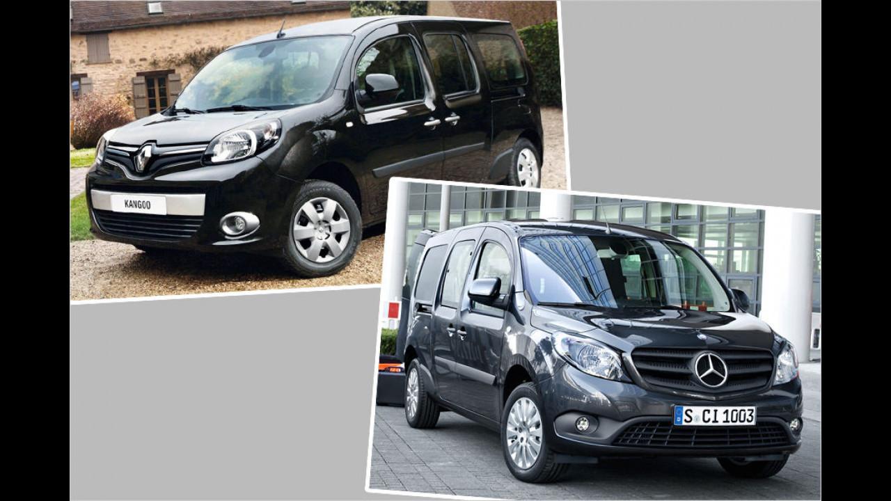 Renault Kangoo / Mercedes Citan