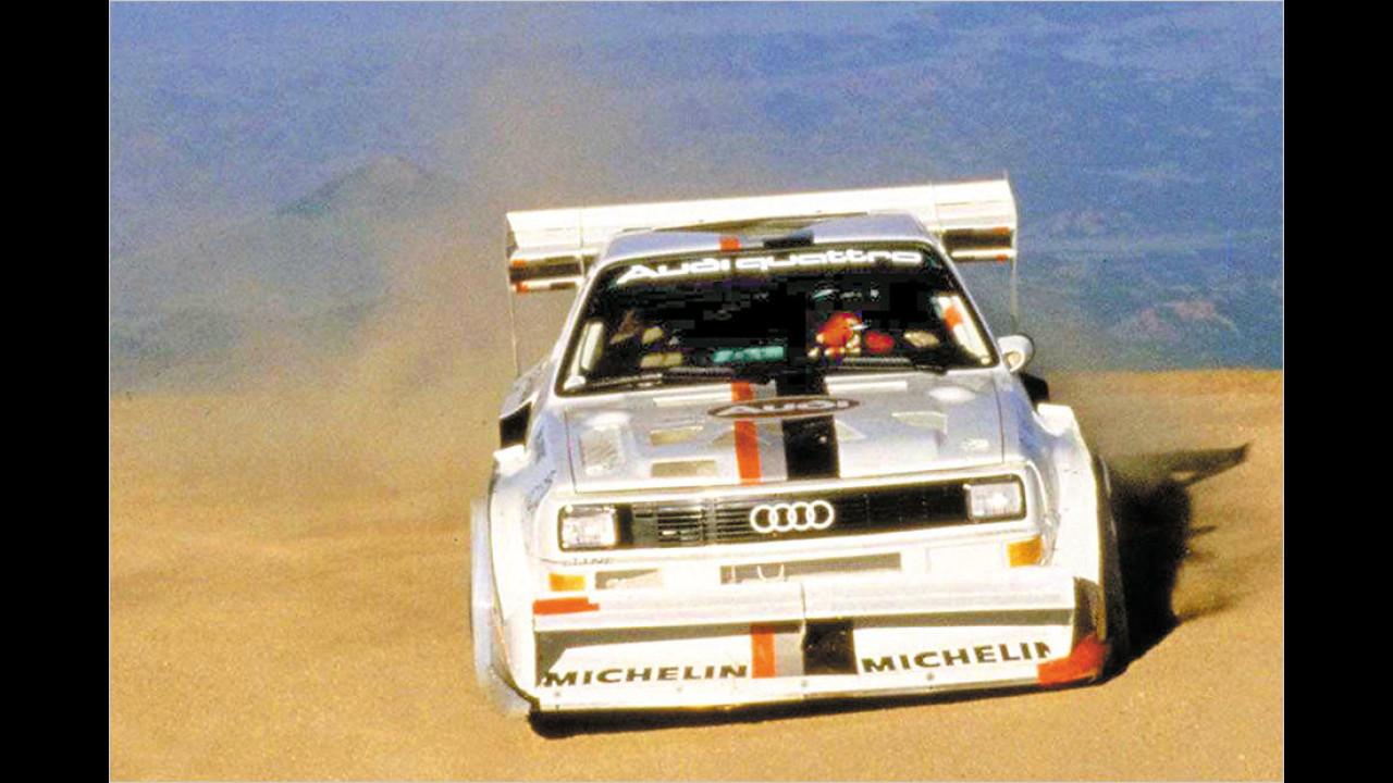 1987: Audi Sport quattro S1