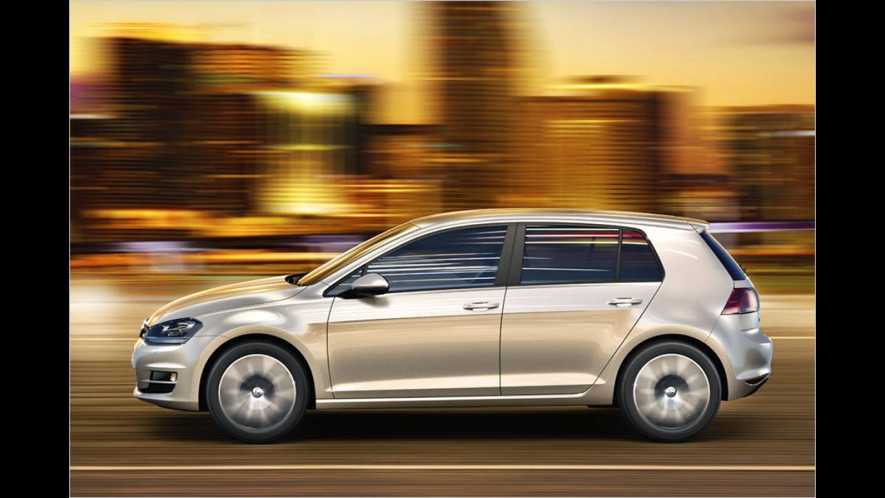 Kompaktklasse: VW Golf