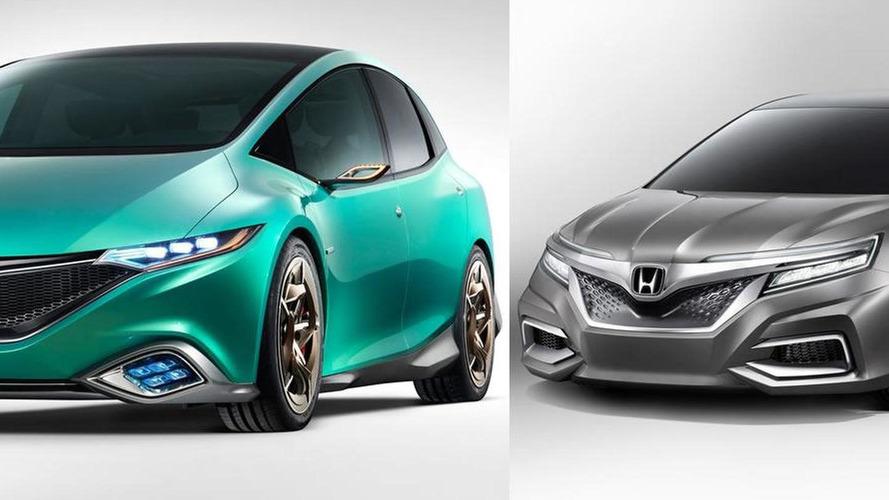 Honda Concept C & Concept S unveiled in Beijing
