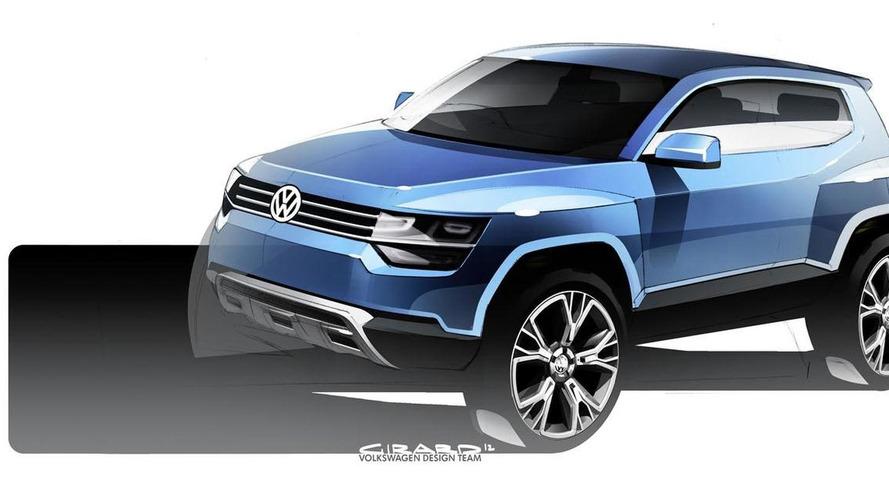 Volkswagen terá SUV de entrada com menos de 4 metros para emergentes
