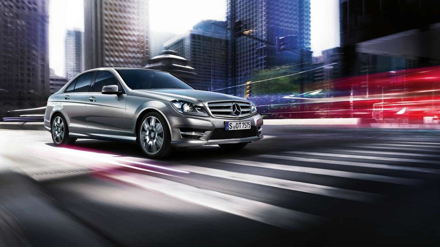 Mercedes C-Class gets new engine and updated trim packages