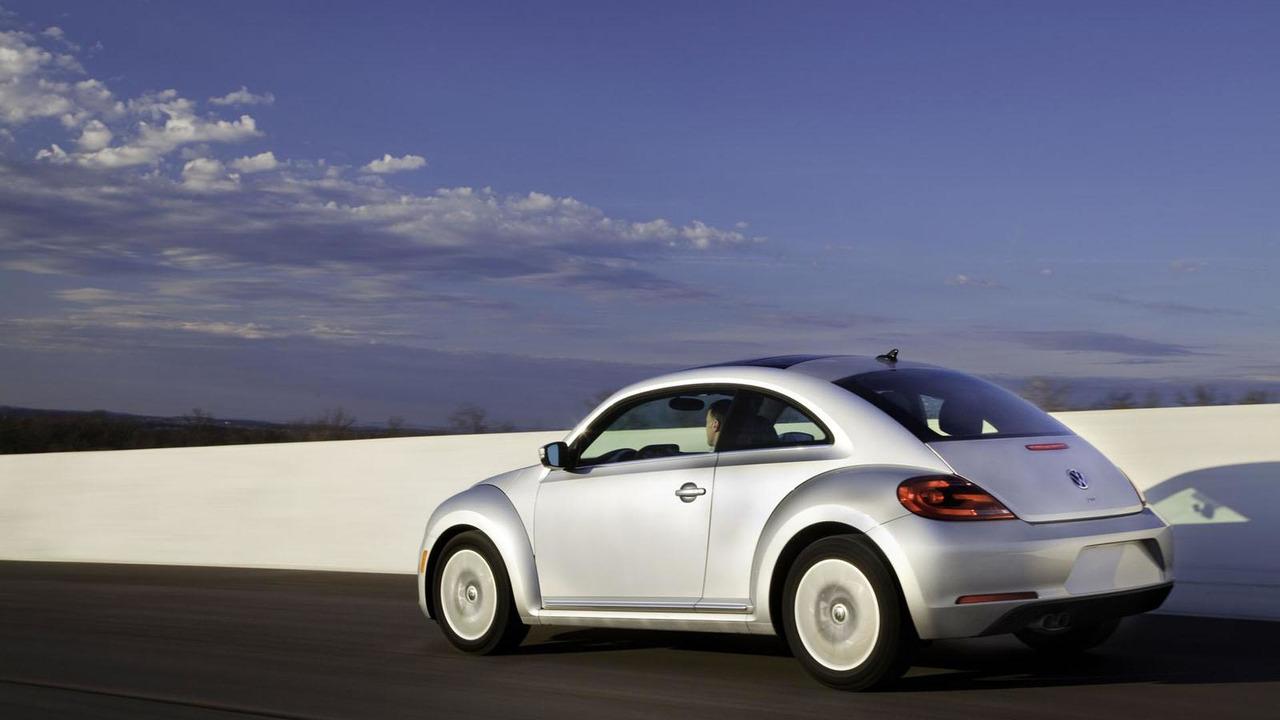 2013 Volkswagen Beetle TDI (US-Spec) 2.2.2012