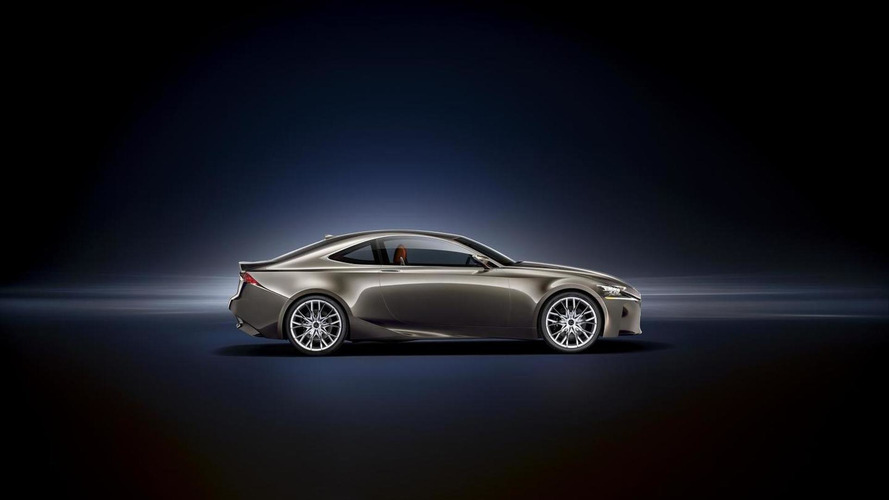 Lexus LF-CC video released