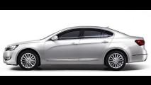 Kia lança o novo sedan de luxo K7 na Coréia do Sul - O irmão do Hyundai Azera
