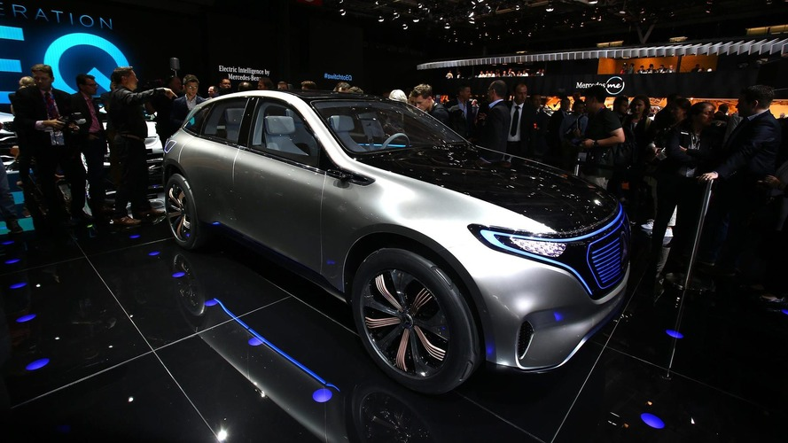 Mercedes might make EVs and batteries in China