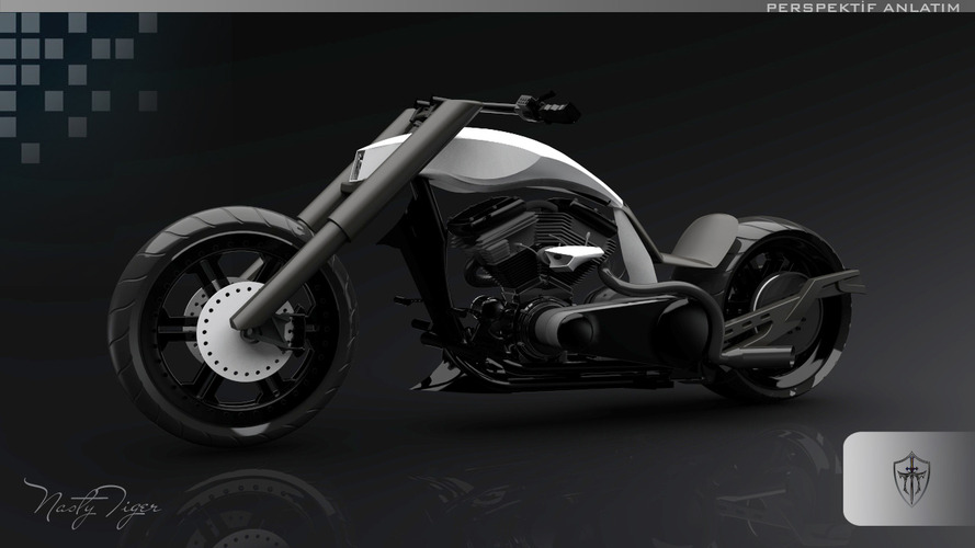 New generation chopper: TT Nasty Tiger