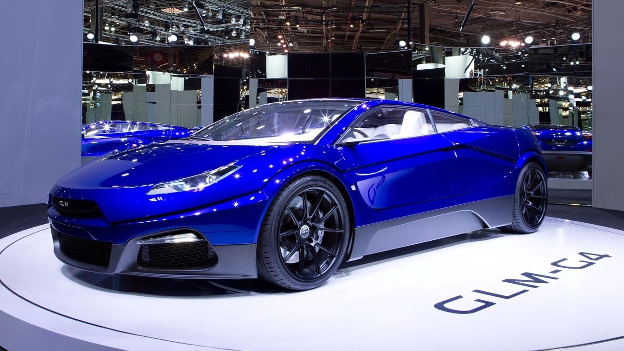 GLM G4 EV supercar