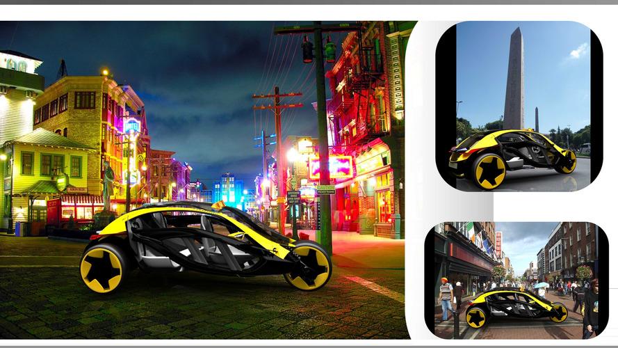 Ulaşımın geleceği: BMW Motomobil konsepti