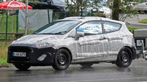 Ford Fiesta Spy Photos