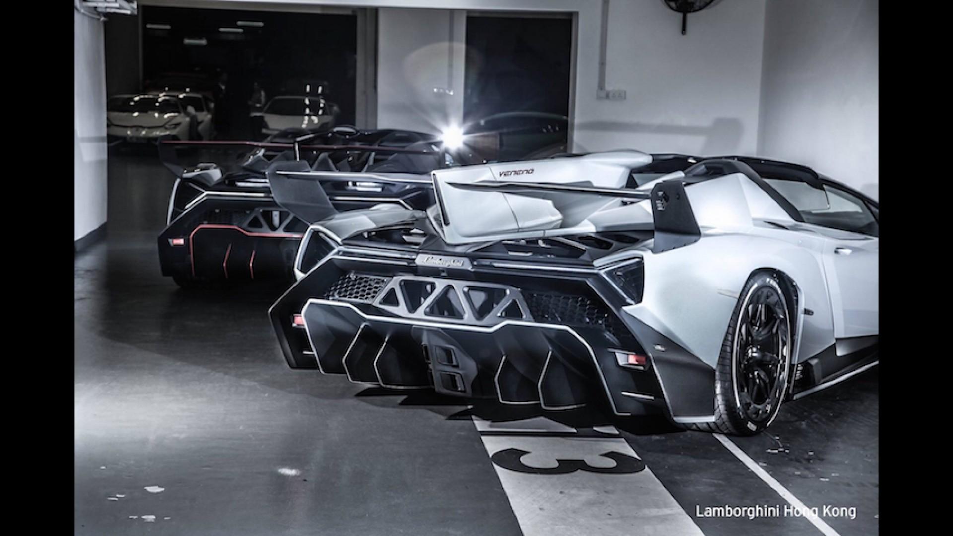Lamborghini Veneno Roadster Sells For A Whopping 5 5 Million