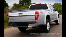 Chevrolet PM7 (Colorado) - Projeto prepara nova pick-up média para competir com Hilux e Amarok