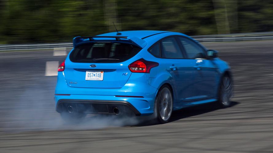 """Ford lança sistema de freio de mão """"de drift"""" para o Focus RS"""