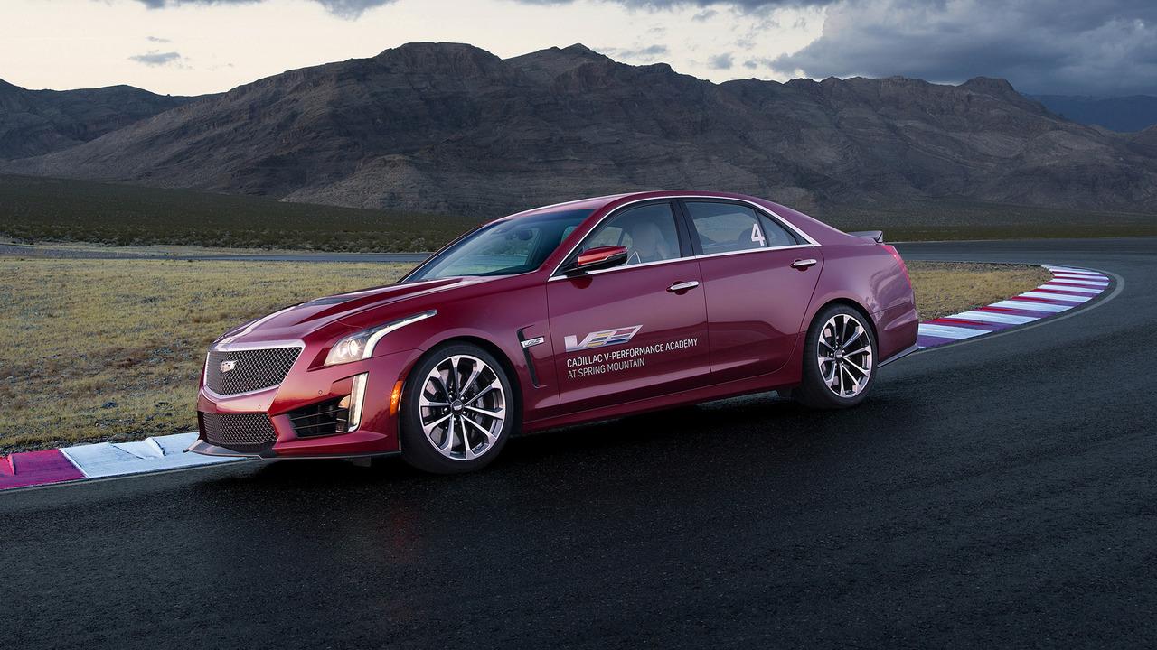 2017 Cadillac ATS-V, CTS-V Buyers Get V-Performance