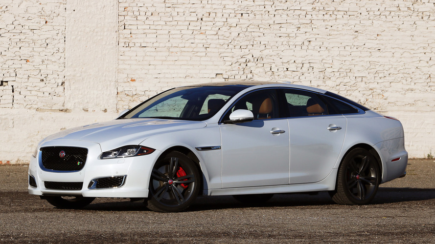 Review: 2016 Jaguar XJR on