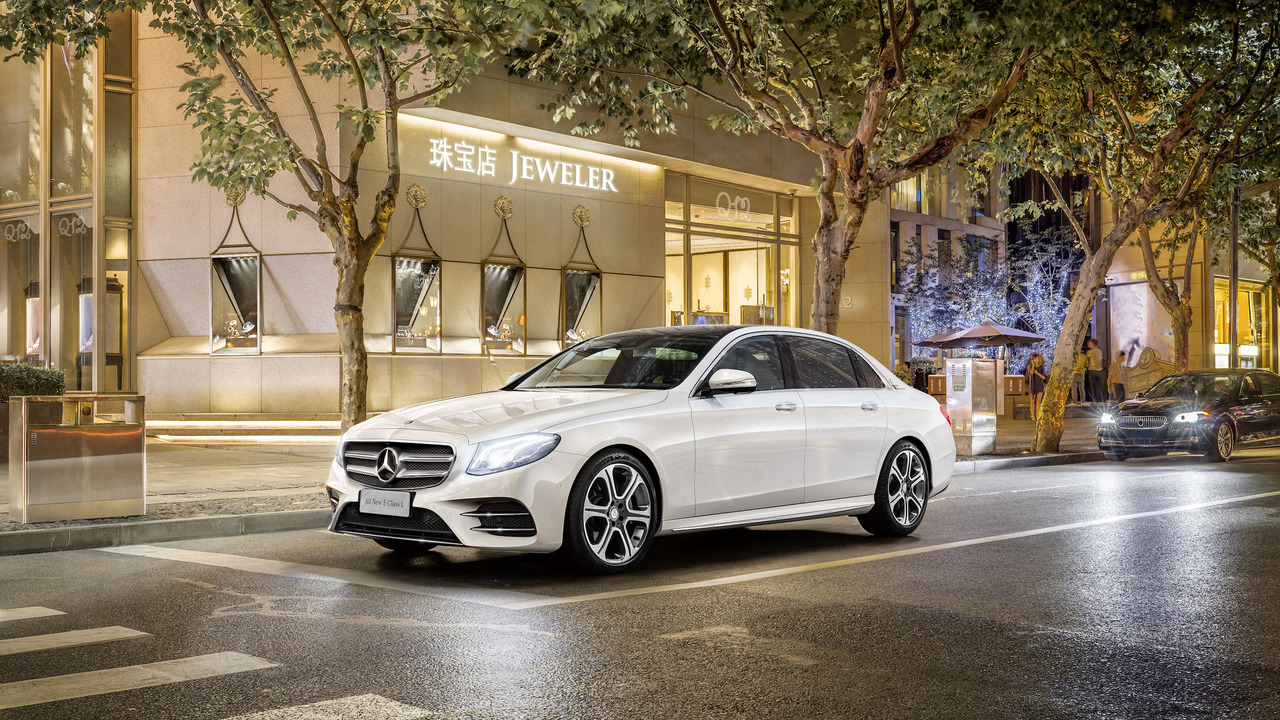 review Mercedes-Benz Classe E 220 d