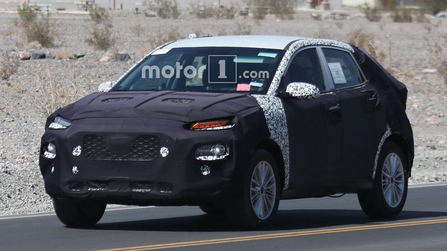 Kia'nın kompakt crossover modeli test için tekrar yollarda