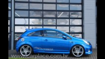 Preparadora alemã Steinmetz deixa o Opel Corsa OPC ainda mais potente