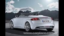 Audi divulga imagens oficiais da versão de produção do TT Clubsport Quattro