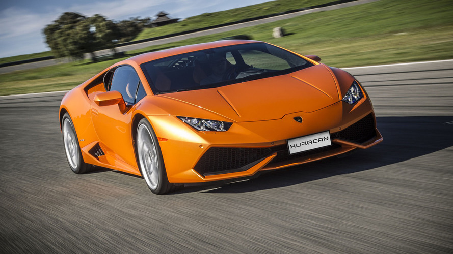 Lamborghini Huracan LP 610-4 updates for 2016 model year