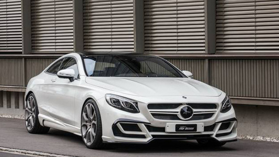 Mercedes Benz S Class Coupe Aftermarket Tuning News