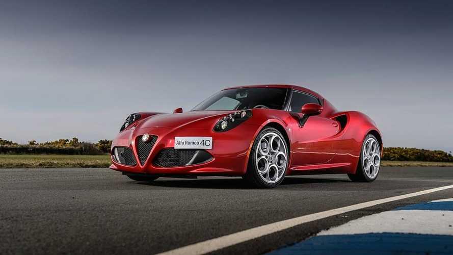 Finaliza la producción del Alfa Romeo 4C