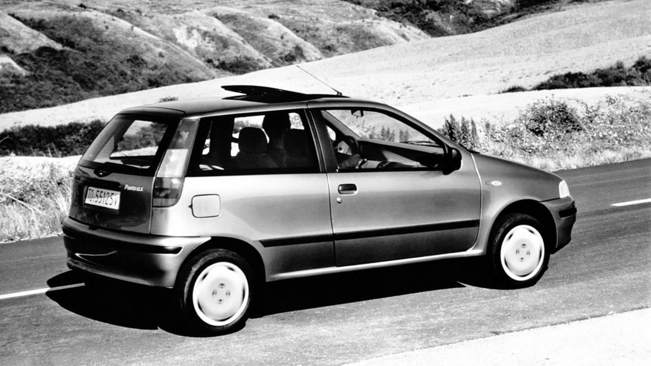Fiat Punto - Eredità pesante