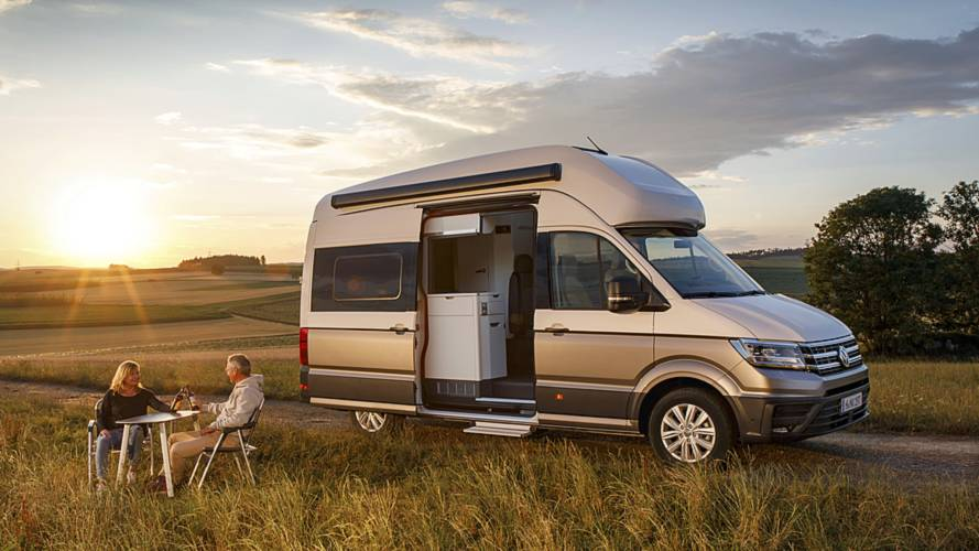 VW Grand California is a crafty camper for whole family