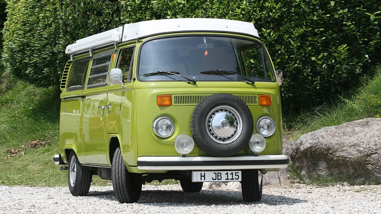 Platz 5: Volkswagen T2