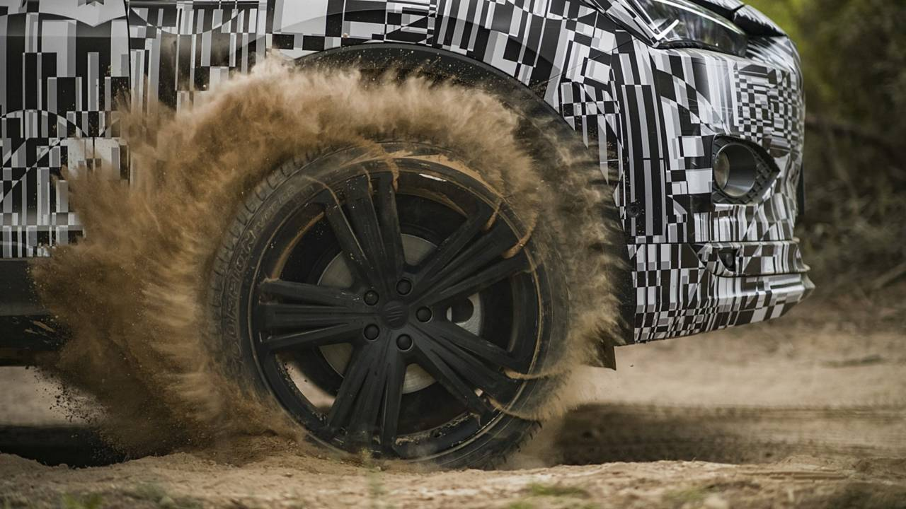 Seat Tarraco last photos before official launch