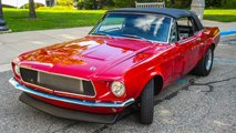 1968 Ford Mustang With Supra 2JZ Engine Swap