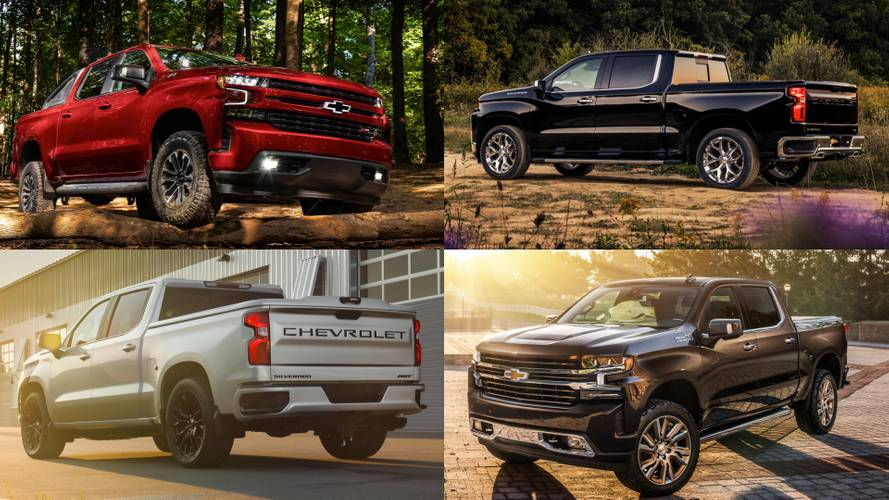 Chevy Silverado Concepts Show Off The Potential For Personalization