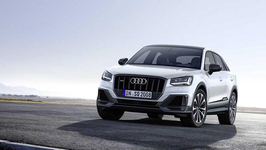 Audi présente le SQ2 de 300 ch
