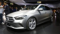 2019 Mercedes B-Class at the Paris Motor Show