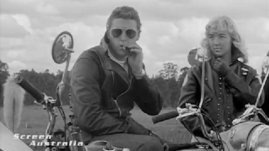 Motorcycle safety in Australia, circa 1959