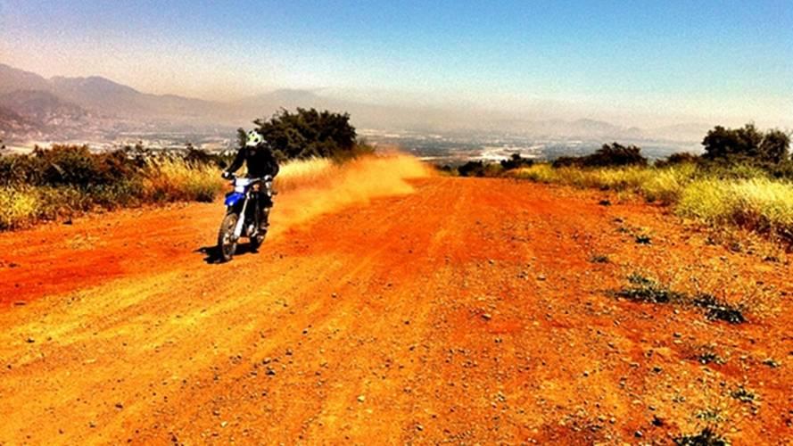 Ride: Lower Lytle Creek Ridge