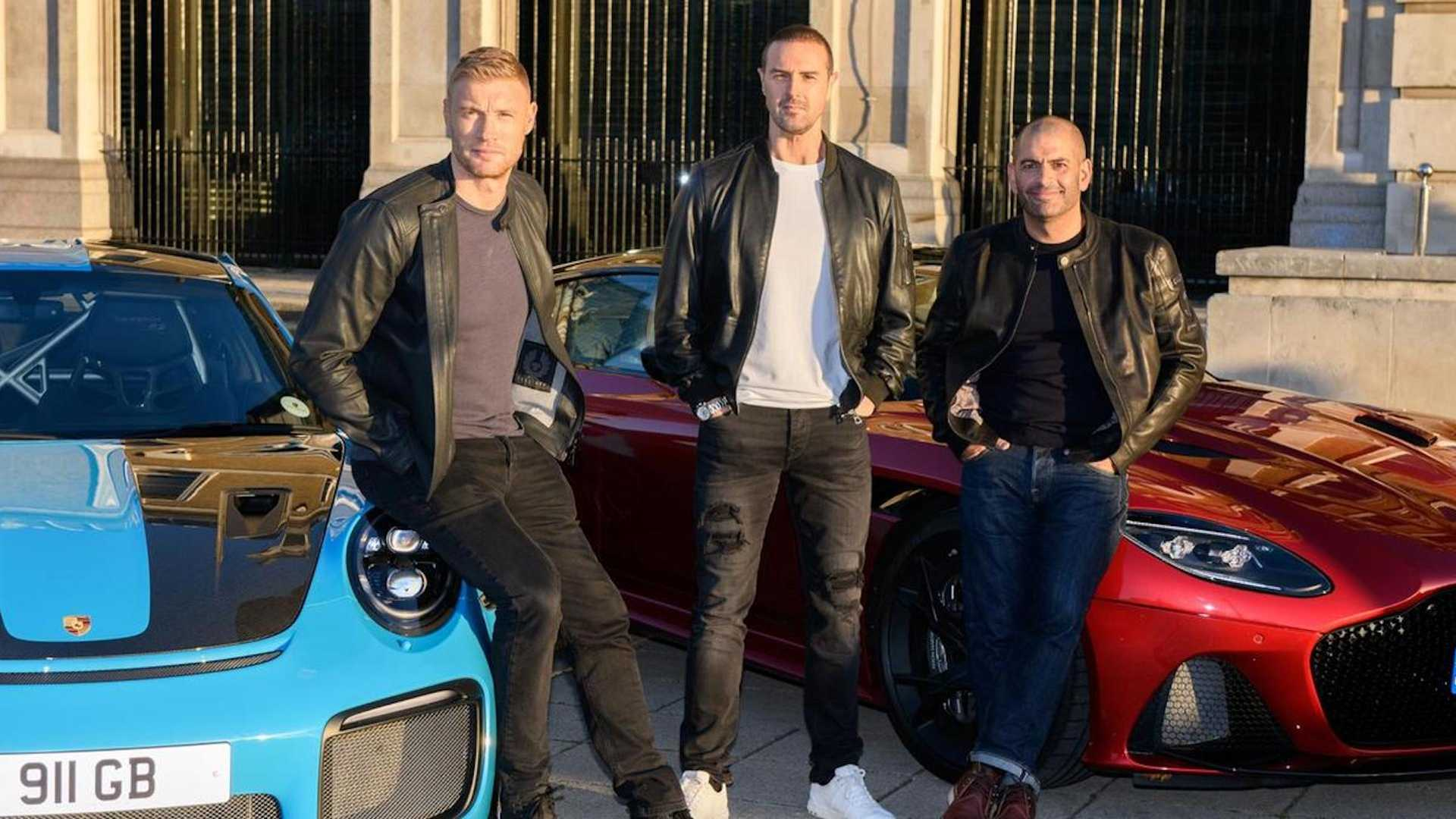 Top Gear Adds Two New Hosts Keeps Chris Harris