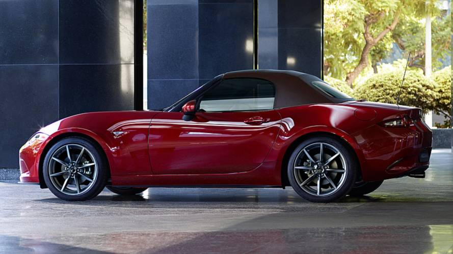 Mazda MX-5 Gets More Power For 2019, Starts At £18,995