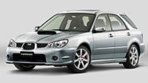 Subaru Impreza 2.0 S.W. WRX Turbo
