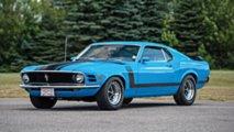 Ford Mustang Boss 429 de 1970