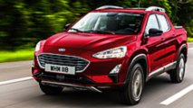 Ford plant Pick-up auf Basis des neuen Focus