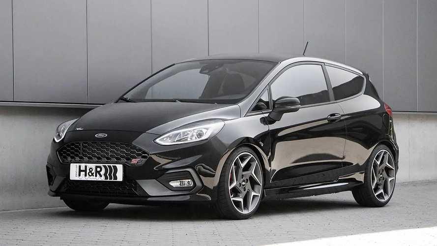 H&R-Sportfedern für den neuen Ford Fiesta ST
