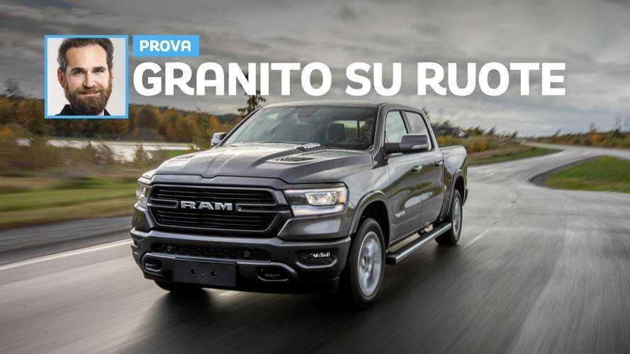 Nuovo RAM 1500, il pick-up che non deve chiedere mai