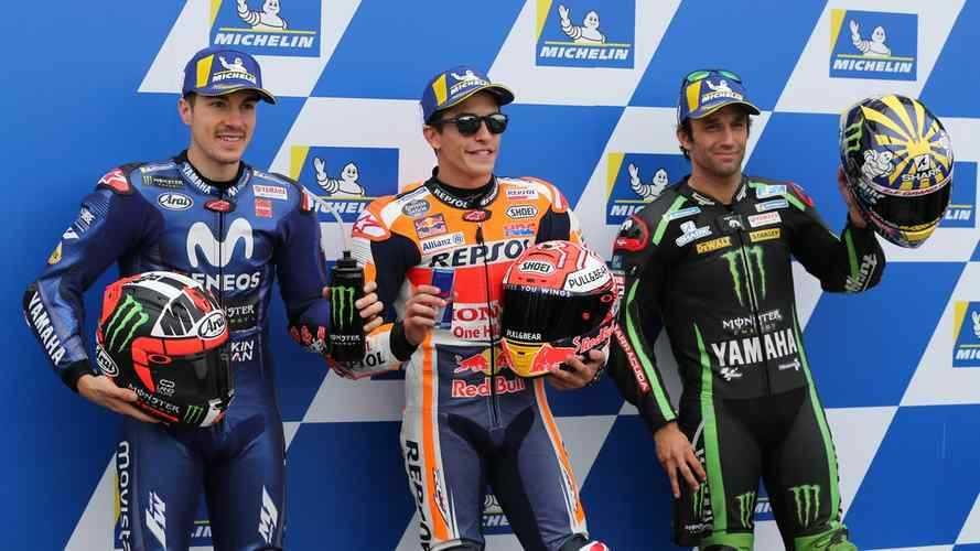 Marc Márquez logra su quinta pole consecutiva de MotoGP en Australia