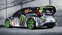 2011 Ford Fiesta GYM3 (Gymkhana 3)